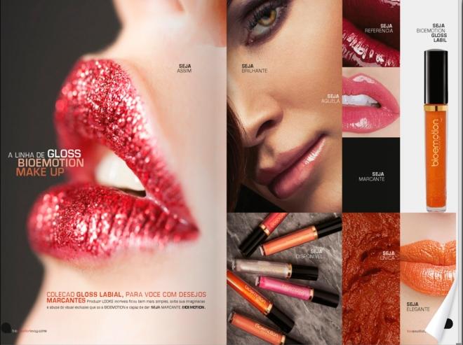 Bio-emotion - A linha de maquiagem da Polishop