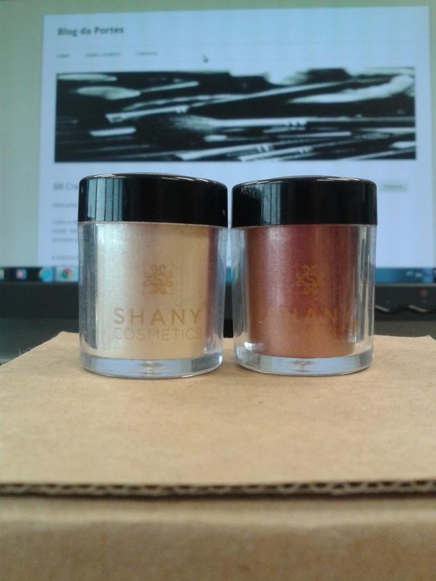 Sombra pigmento Shany